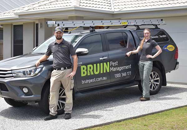 Pest Control Brisbane - Bruin Pest Management
