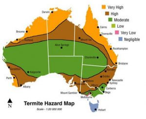 CSIRO Map